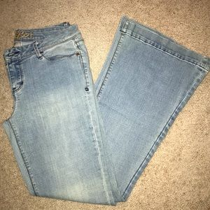 Flare bootcut lightwash Jeans